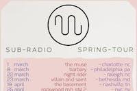 Sub-Radio // Tim Vitullo