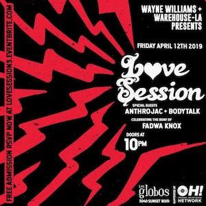 Warehouse LA presents Love Session