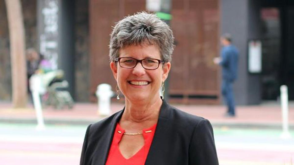 Local Leaders Series: Department of the Environment Director Debbie Raphael