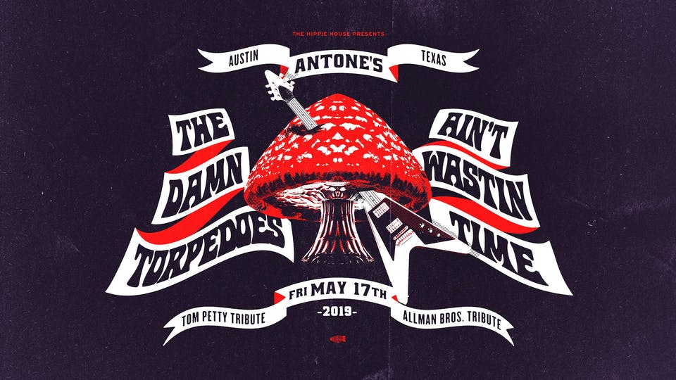 The Damn Torpedoes/Ain't Wastin Time: Tributes to Tom Petty/Allman Brothers