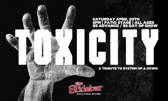 Toxicity - System of a Down Tribute