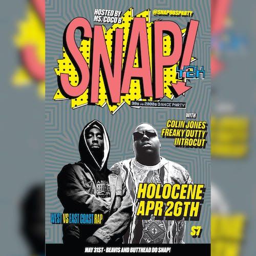 SNAP! Y2K - '90s vs '00s Dance Party