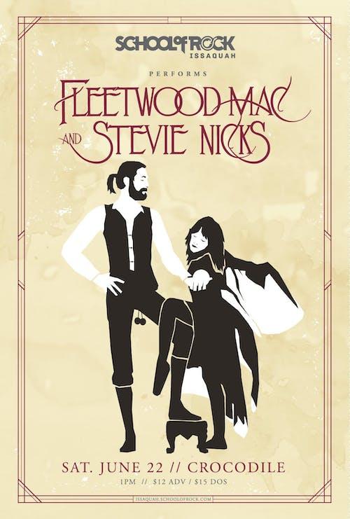 School of Rock Issaquah Performs: Fleetwood Mac & Stevie Nicks