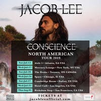 JACOB LEE with support tba