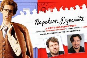 Napoleon Dynamite: A Conversation with Jon Heder & Efren Ramirez