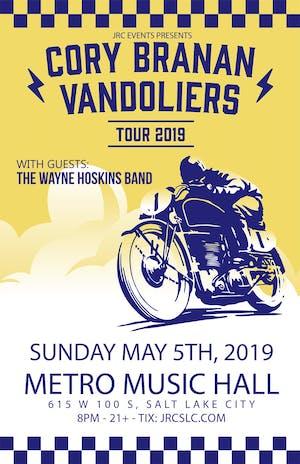 Vandoliers + Cory Branan