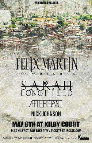 Felix Martin (featuring Hedras) & Sarah Longfield