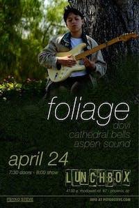 Foliage // Dovi // Cathedral Bells // Aspen Sound