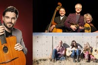 Colorado Gypsy Jazz Festival feat. Joscho Stephan and Harmonious Wail