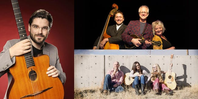 Colorado Gypsy Jazz Festival feat. Joscho Stephan and Harmonious Wail