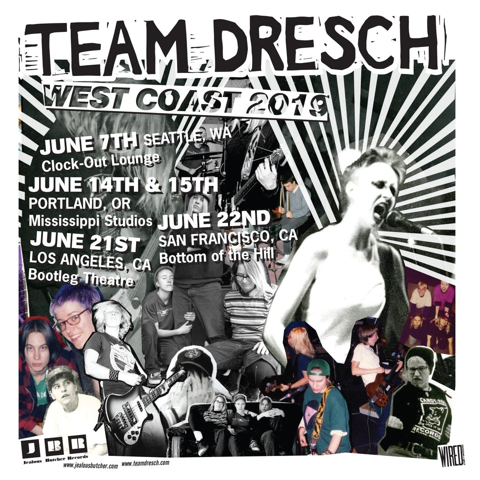 Sold Out! Team Dresch