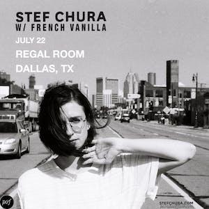 STEF CHURA • FRENCH VANILLA