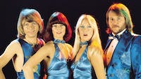 Dancing Queen: ABBA 70's Glitter Disco - Here We Go Again