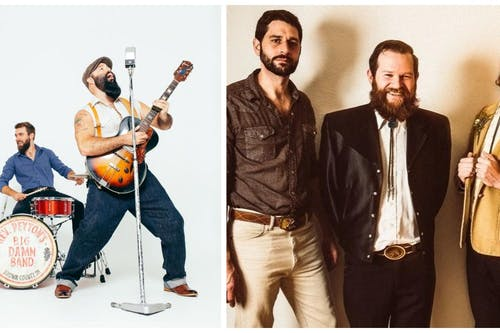 Sour Bridges and Reverend Peyton's Big Damn Band