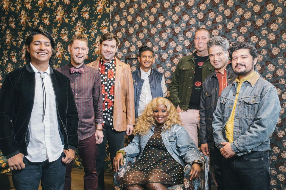 The Suffers with Miss Lavelle White