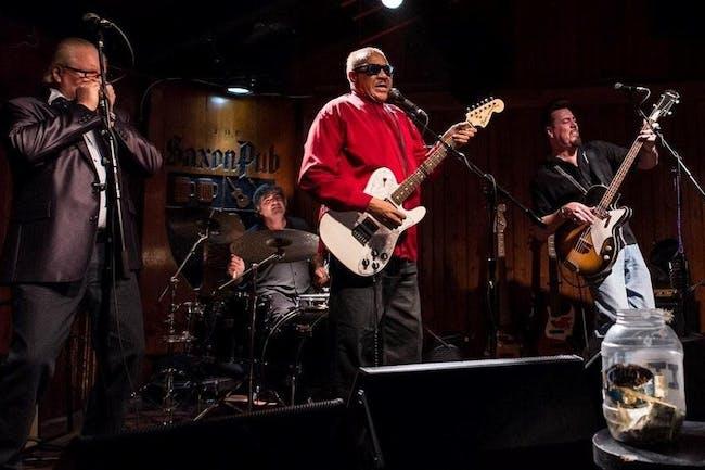Blue Monday with Matthew Robinson & the Jelly Kings plus James Bullard