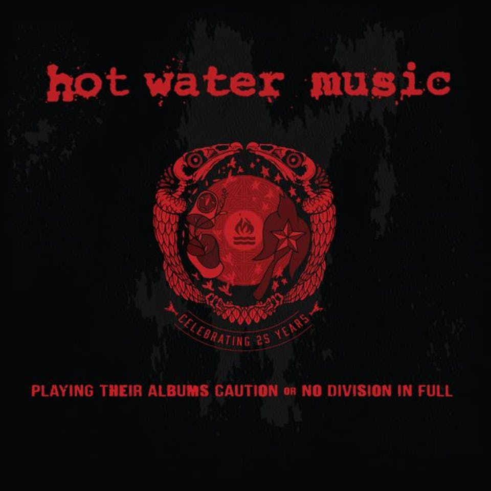 Hot Water Music (No Division) @ Barracuda