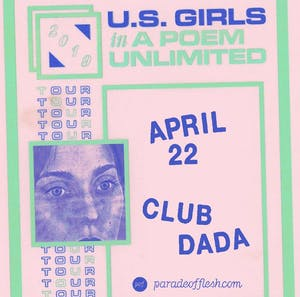 U.S. Girls  • Llora