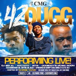 42 DUGG LIVE