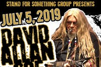 David Allan Coe at Ridglea Theater