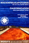 Rockinfreakapotamus: A Red Hot Chili Peppers Tribute Band