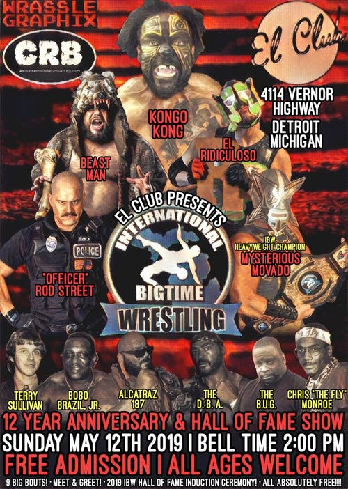 International Bigtime Wrestling