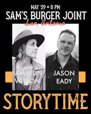 Storytime with Jamie Lin Wilson & Jason Eady