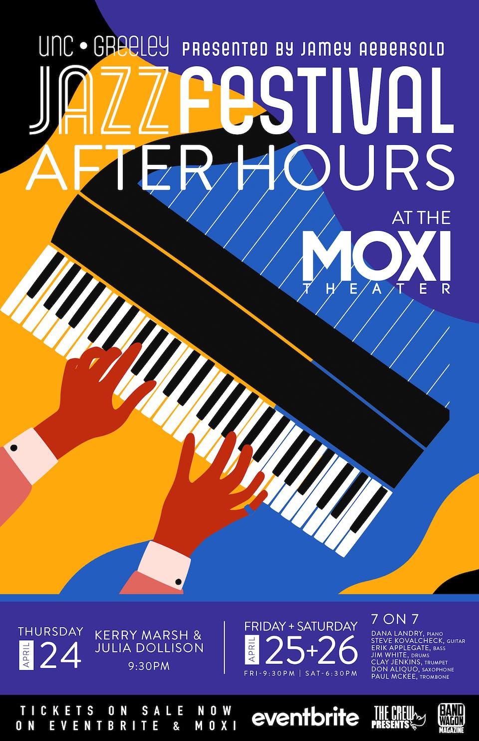 UNC Jazz Festival (Moxi After Hours Session)