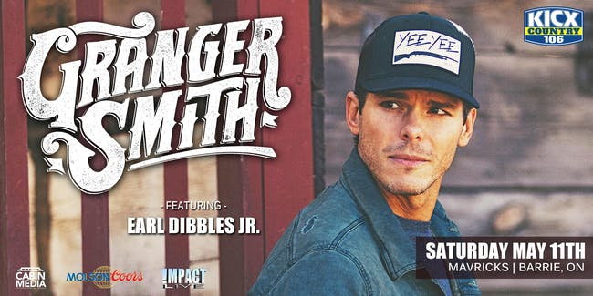 GRANGER SMITH Featuring Earl Dibbles Jr. & The Mudslingers