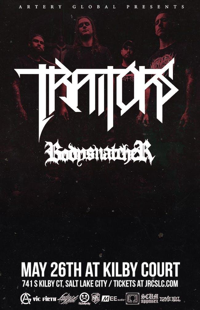 Traitors w/ Bodysnatcher