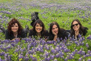 The Bluebonnets with Eve Monsees & Mike Buck