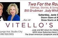 Judy Whitmore & Billy Grubman: Two For The Road