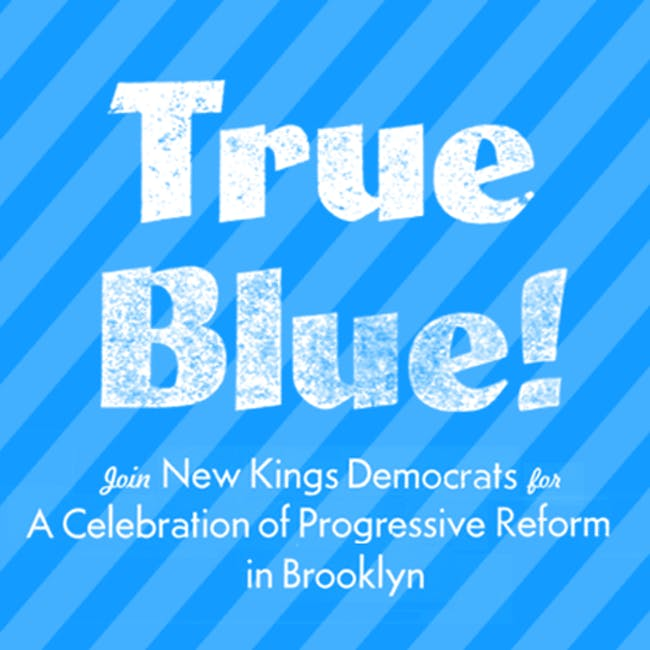 New Kings Democrats True Blue 2019 Fundraiser