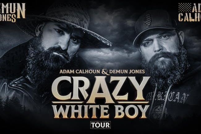 Crazy White Boy Tour: Night 1
