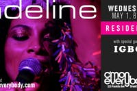 Adeline *residency* with special guest IGBO