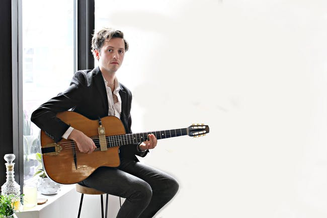 Sunday Sessions: Musical Brunch w Andrew Brown's Djangophonique