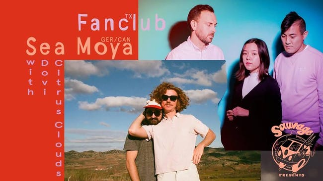 Sea Moya // Fanclub // Citrus Clouds // DOVI