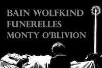 Bain Wolfkind (AU) // Funerelles // Monty O'blivion