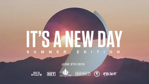 It's A New Day ~ Summer Edition