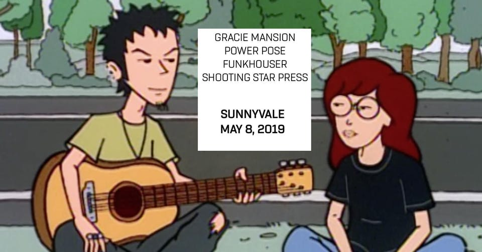 Gracie Mansion/PowerPose/Funkhouser/Shooting Star press