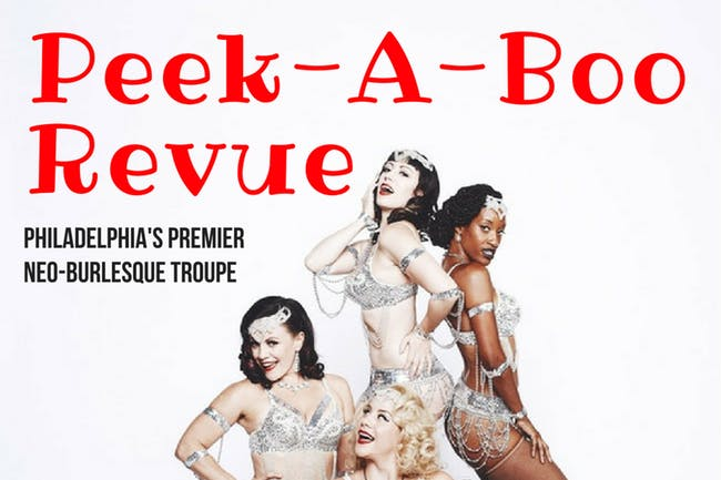 Peek-a-Boo Revue... Holiday Show