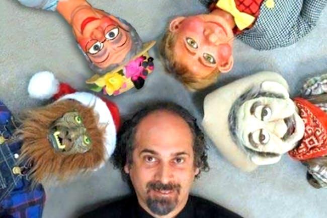 Mr. Puppet Halloween Kids & Family Show