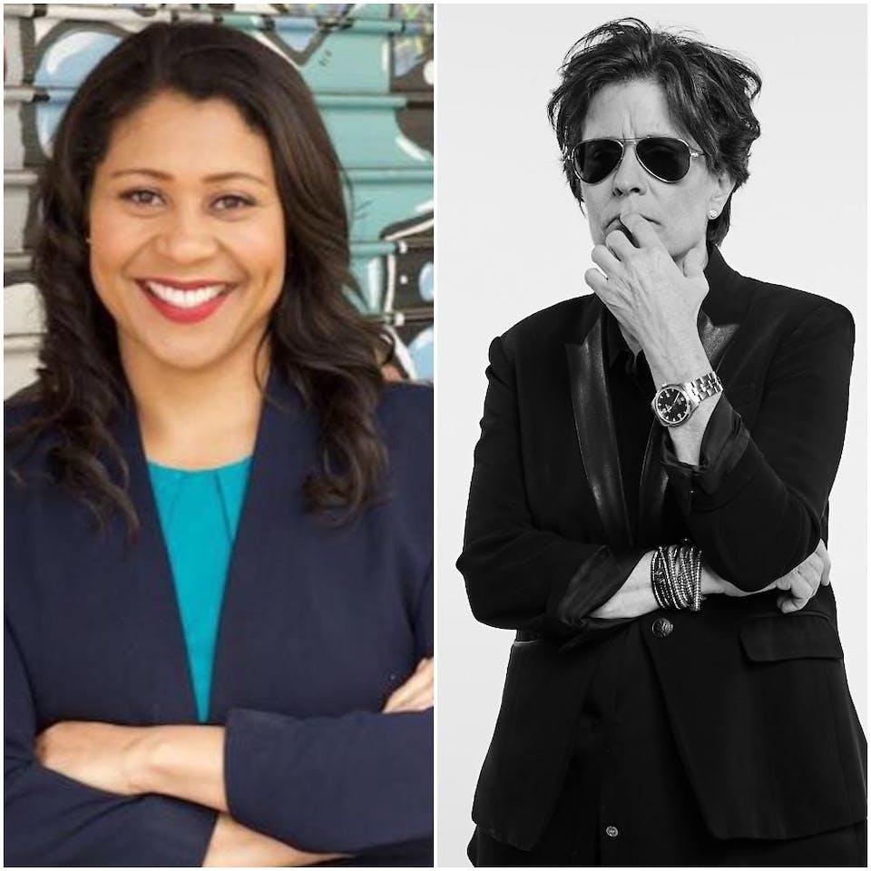 Kara Swisher interviews San Francisco Mayor London Breed