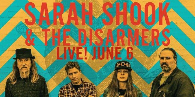 Sarah Shook & The Disarmers