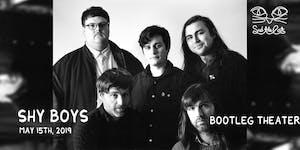 Shy Boys w/ Pavo Pavo