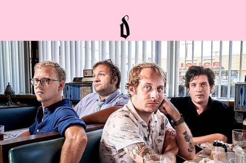 Deer Tick with Courtney Marie Andrews