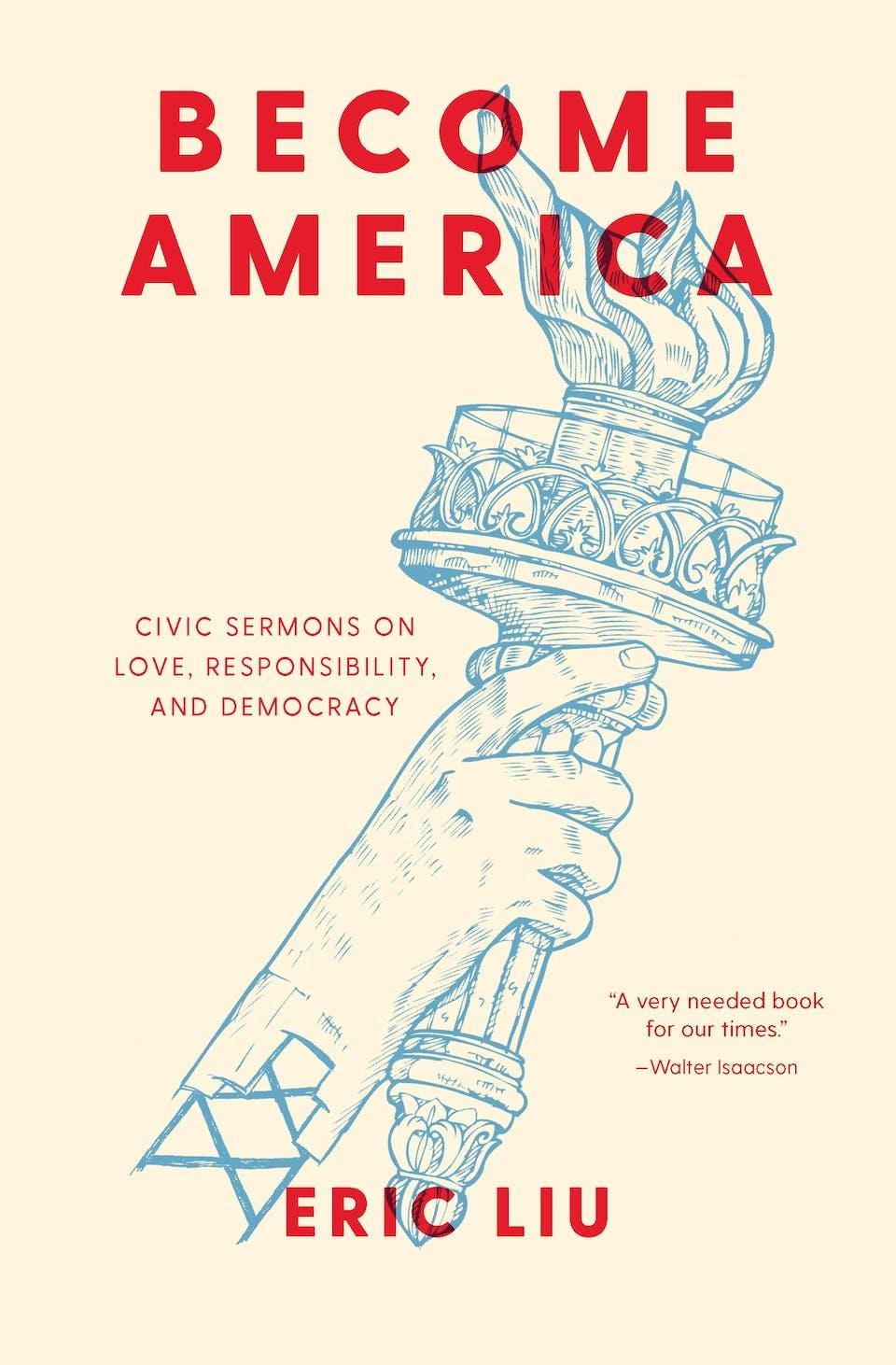 Eric Liu Book Talk: Civic Sermons on Love, Responsibility, and Democracy