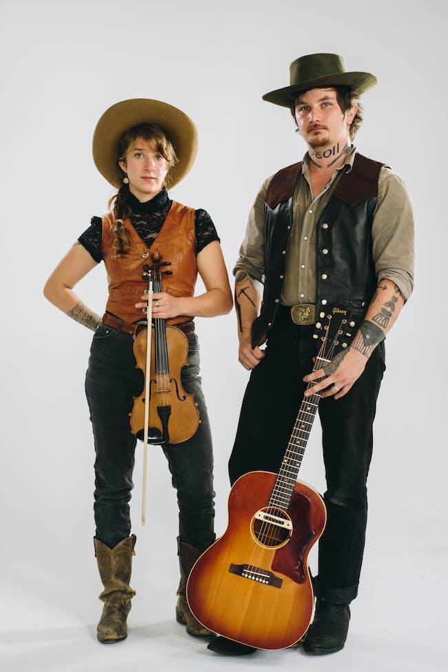 Lost Dog Street Band, Matt Heckler