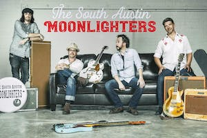 South Austin Moonlighters'  CD Release Show