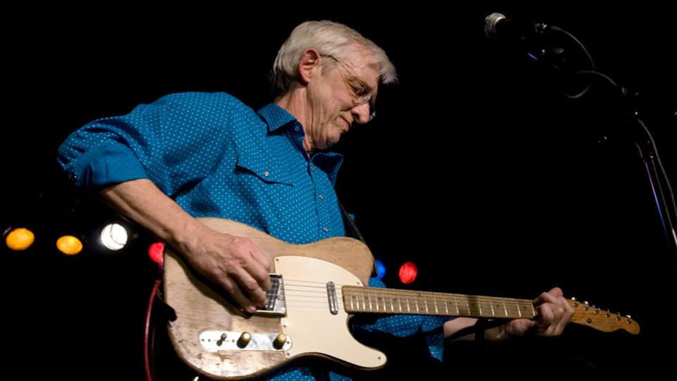 Bill Kirchen: Hot Licks and Cool Stories with special guest Dharmasoul